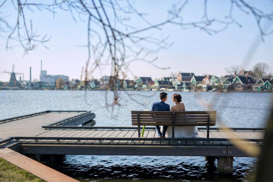Amsterdam Prewedding