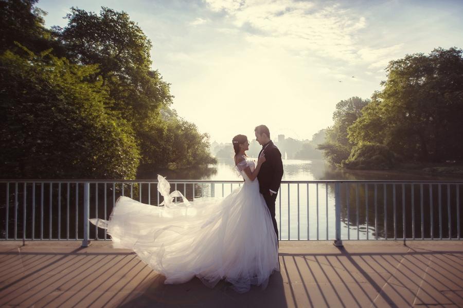 London Paris Bridal Photography